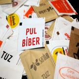 Baskılı Pul Biber